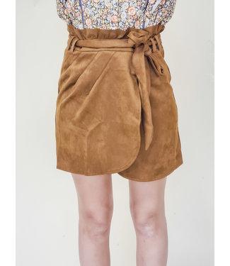 Skirt Diego Camel