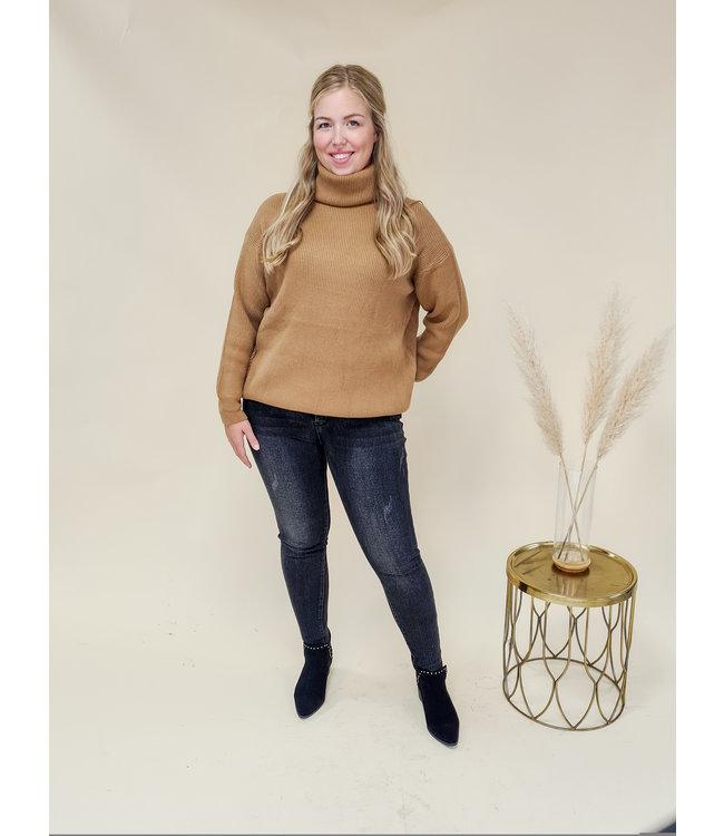 Sweater Mellie Camel