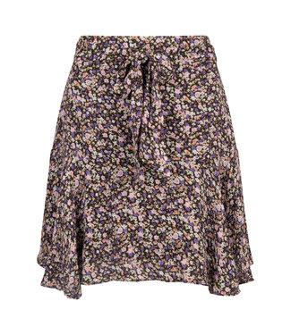 LOFTY MANNER Skirt Elvira Purple/Green