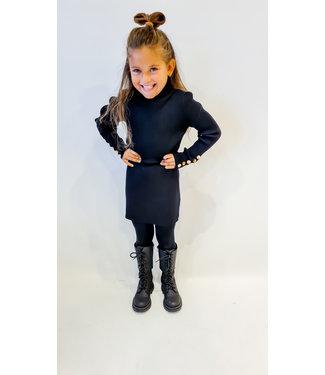 GIRLS Dress Sara Black
