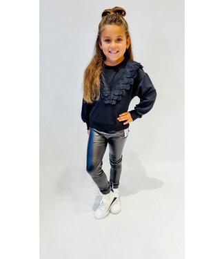 GIRLS Sweater Olivia Black