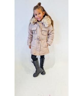 GIRLS Jacket Liz Beige