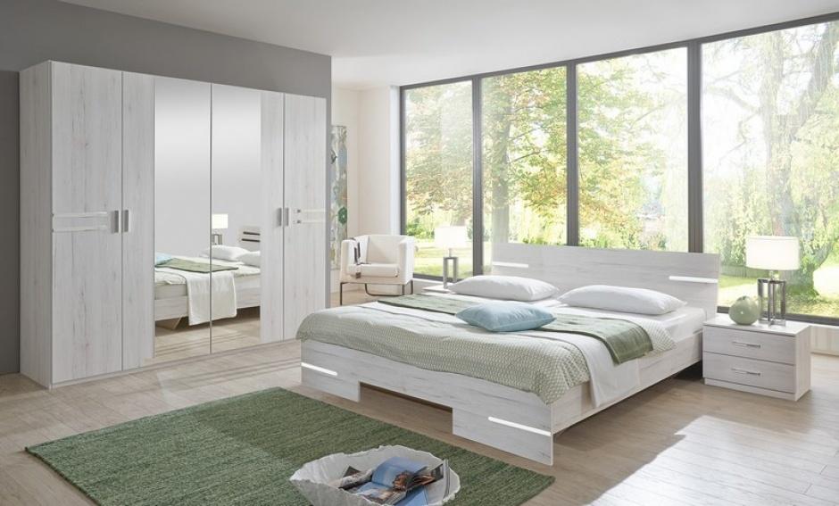 Slaapkamers worden het vaakst ingericht in een landelijke of moderne stijl.