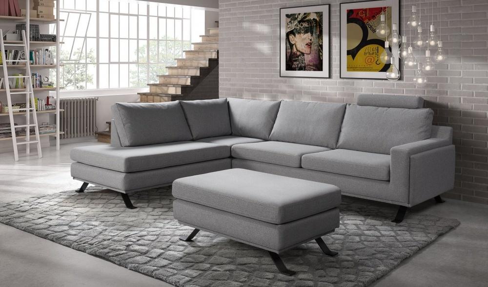 Een lederen zetel is net iets delicater dan een stoffen zetel.