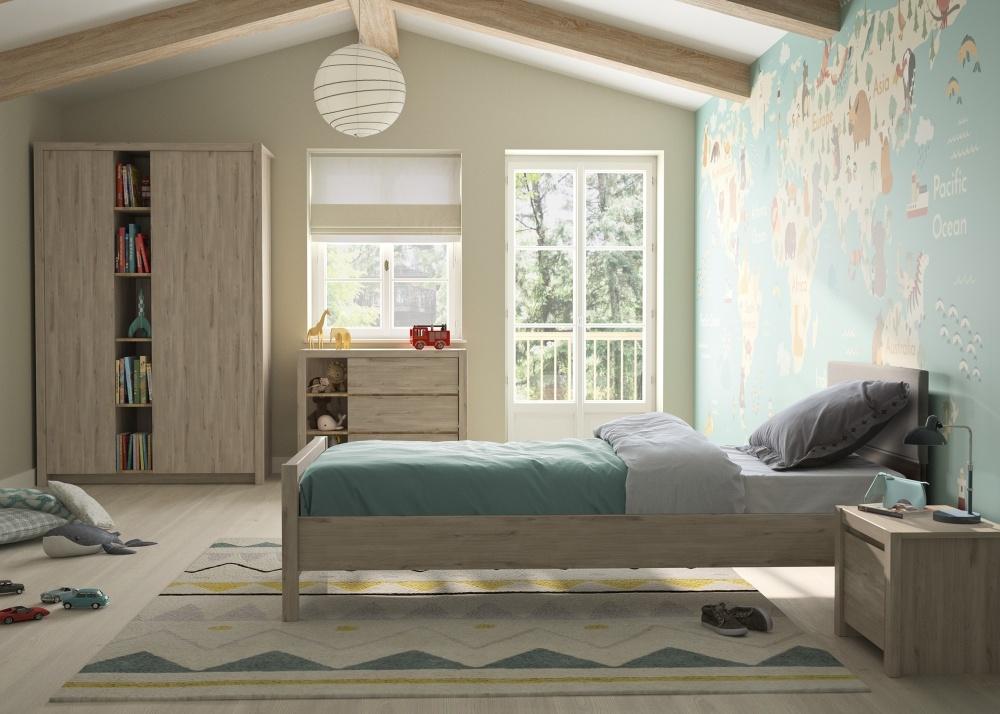 De kleuren zijn te kinderachtig, de uitstraling is niet cool genoeg of de meubels zijn gewoon te klein geworden, de redenen om de kinderkamer om te toveren tot een passende jeugdkamer zijn talrijk.