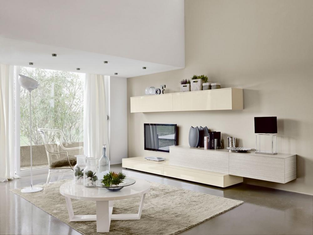 Je hoeft zeker niet neer te kijken op je tv meubel.
