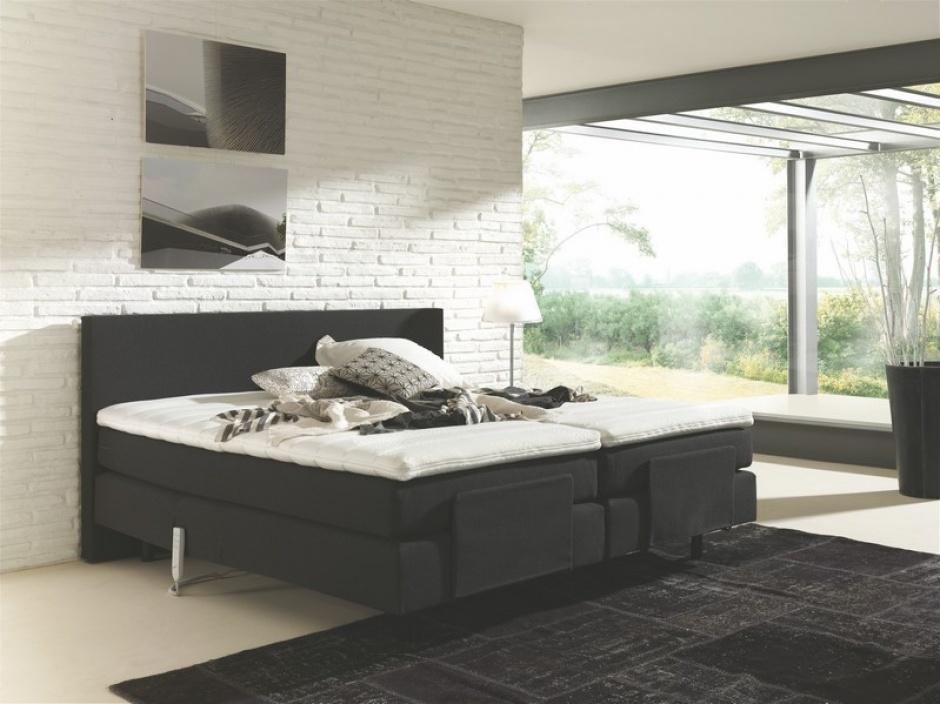 Dat een boxspring meteen een stijlvolle, elegante touch geef aan tal van slaapkamers, dat wordt al snel duidelijk.