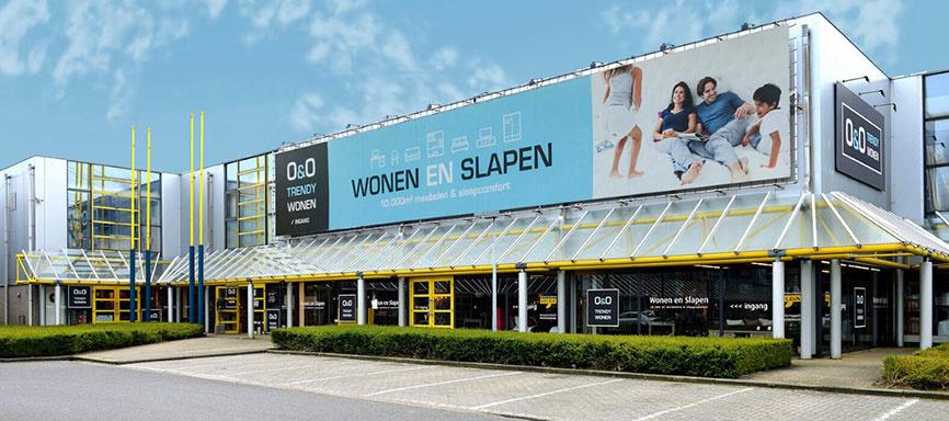 Meubelwinkel O&O Trendy Wonen