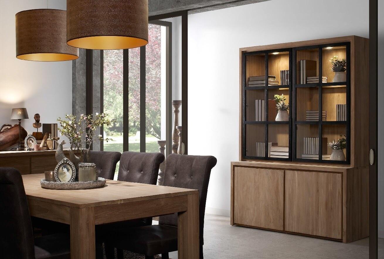 Teak meubelen hebben tal van troeven.