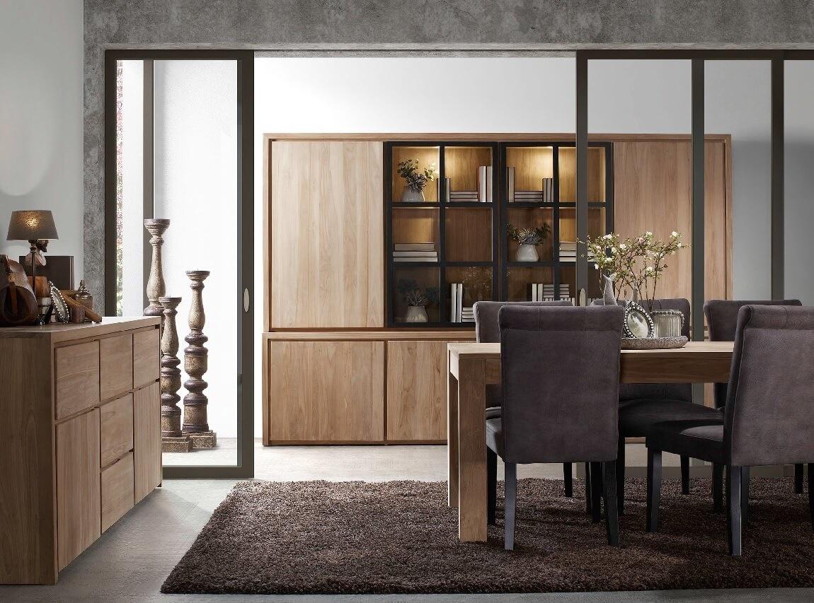 Voor teak meubelen aan de scherpste prijzen én aan de beste kwaliteit moet je bij O&O Trendy Wonen zijn.