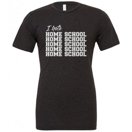 Customise this Charcoal Tri-Blend T-Shirt