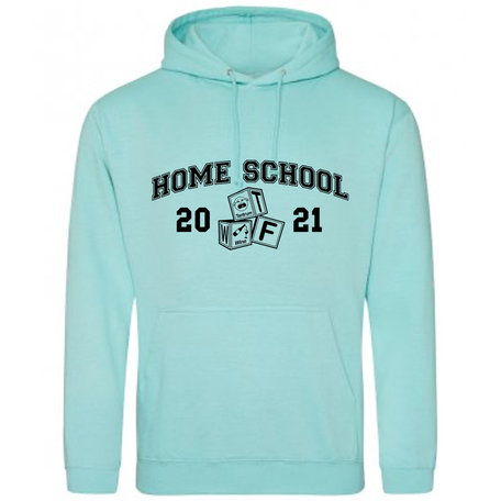 Customise this Peppermint College Hoodie
