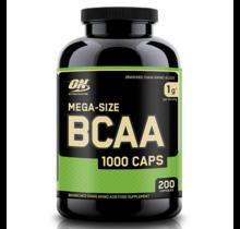 BCAA 1000MG (200 Capsules)