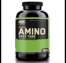 Superior Amino 2222 (160 Tablets)