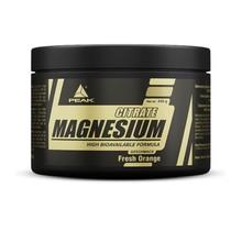 Peak Performance Magnesium Citrat - Orange (240g)