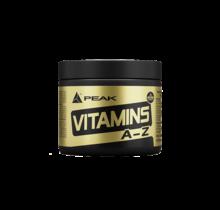Peak Performance Vitamins A-Z (180 Tabletten)