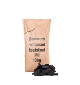 Dammers Professioneel Houtskool Dammers restaurant houtskool 10kg. art.1251635