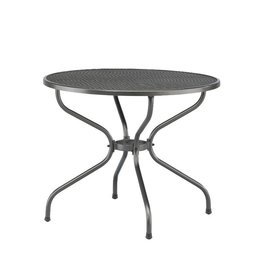 Engarden Kettler Table round 90cm expanded metal