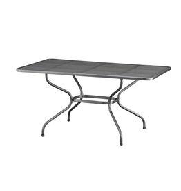 Engarden Engarden - Kettler Table coated steel 145x90cm