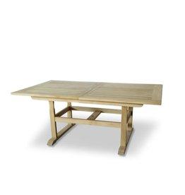 Hamilton Bay OUTDOOR Hamilton Bay CASTLE extension table 160/210*100cm teak