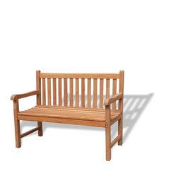 Hamilton Bay OUTDOOR Hamilton Bay Classic bench 2-seater 120cm teak