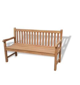 Hamilton Bay OUTDOOR Hamilton Bay Classic bench 3-seater 150cm teak