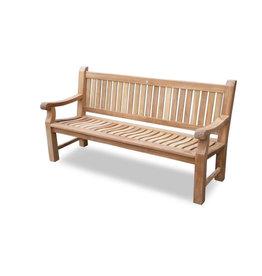 Hamilton Bay OUTDOOR Hamilton Bay Emperor bench 4-seater 210cm teak