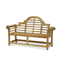 Hamilton Bay OUTDOOR Hamilton Bay Marlboro bank teak