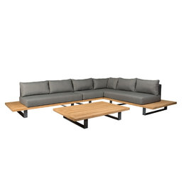 Tierra Outdoor Tierra Outdoor Bora Bora Lounge Set Left