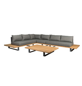 Tierra Outdoor Tierra Outdoor Bora Bora Lounge Set Right