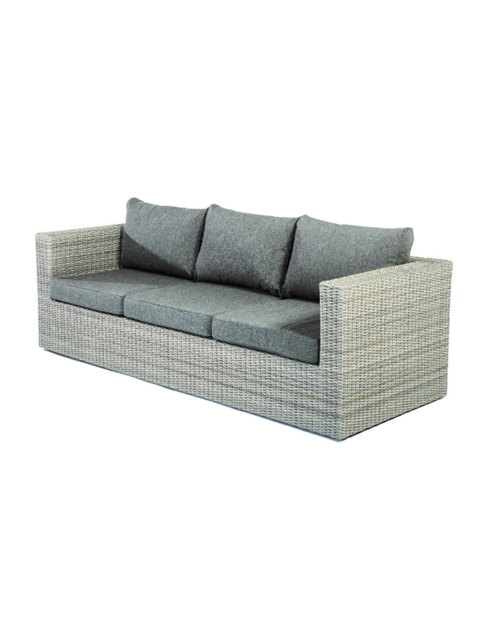Tierra Outdoor Tierra Outdoor Illias Lounge Bench 3-Seater