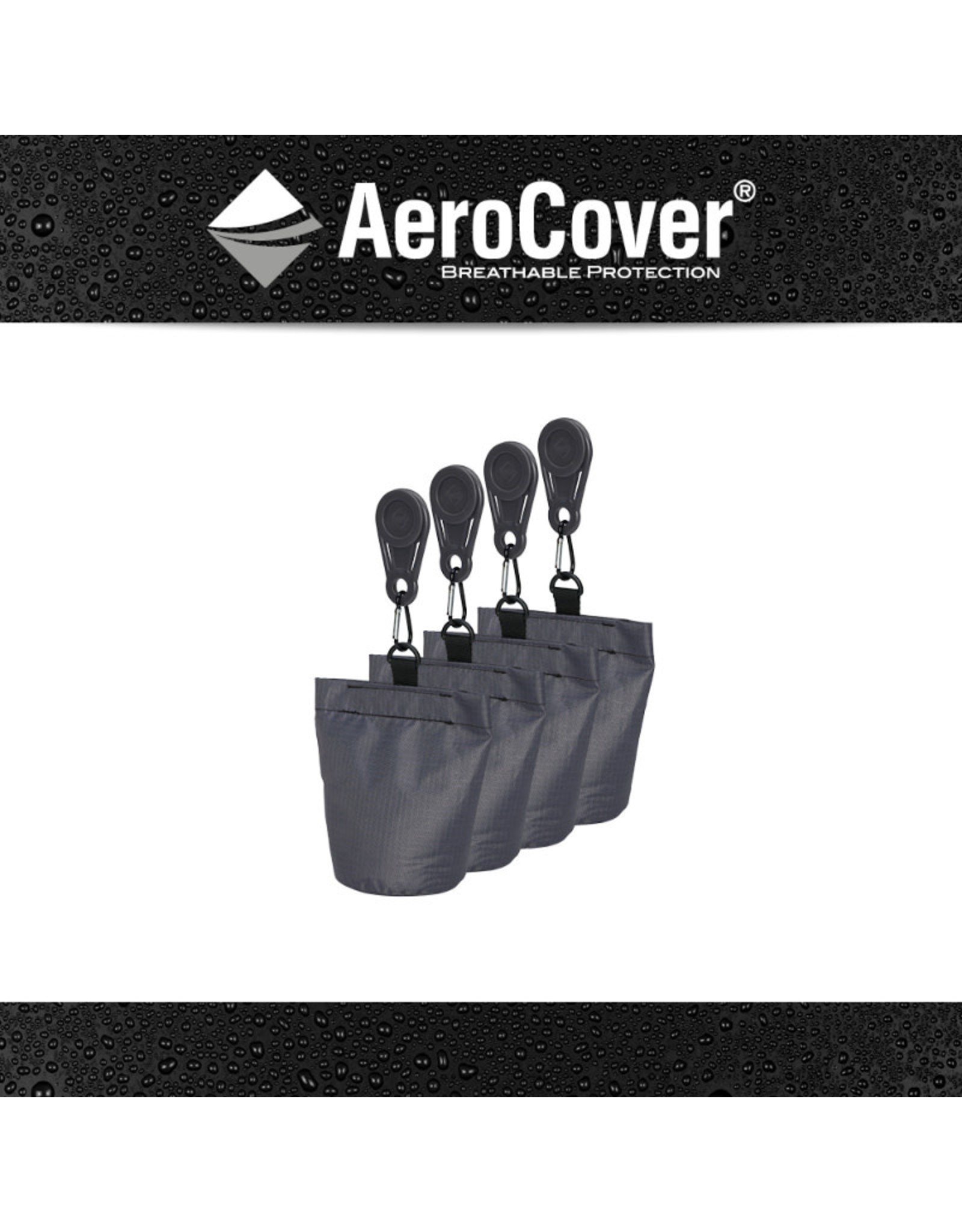 Aerocover AeroCover Zandzakken set