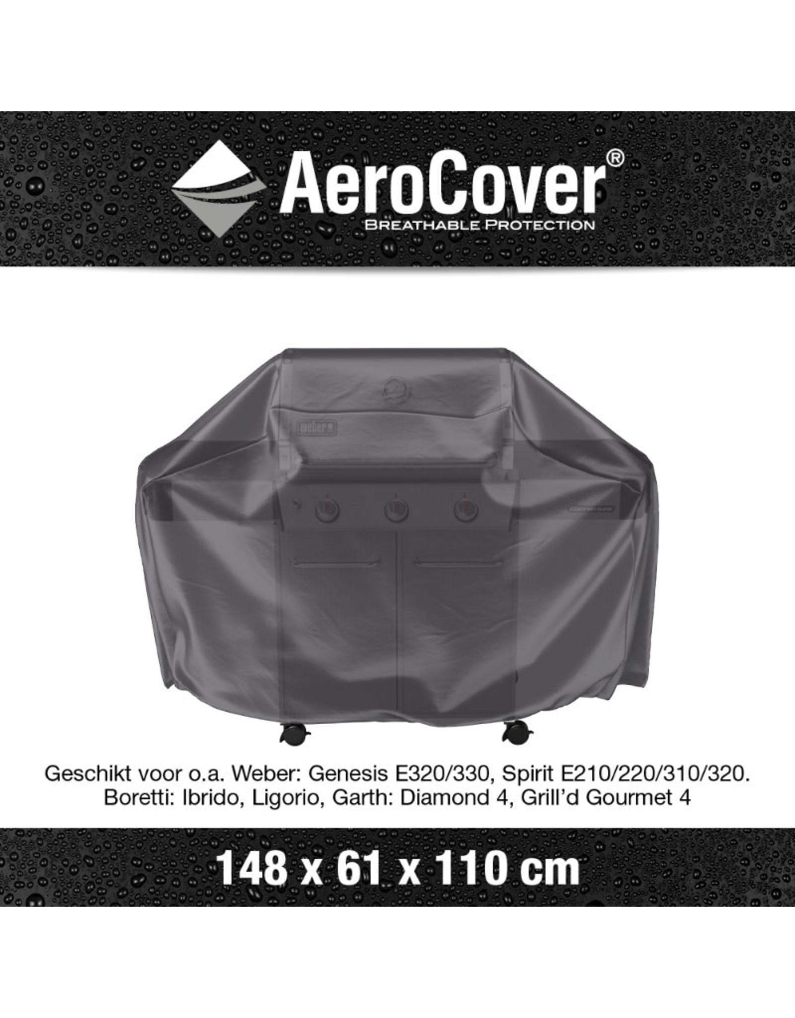 Aerocover AeroCover Gasbarbecue hoes L