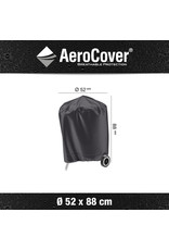 Aerocover AeroCover BBQ hoes rond 52cm
