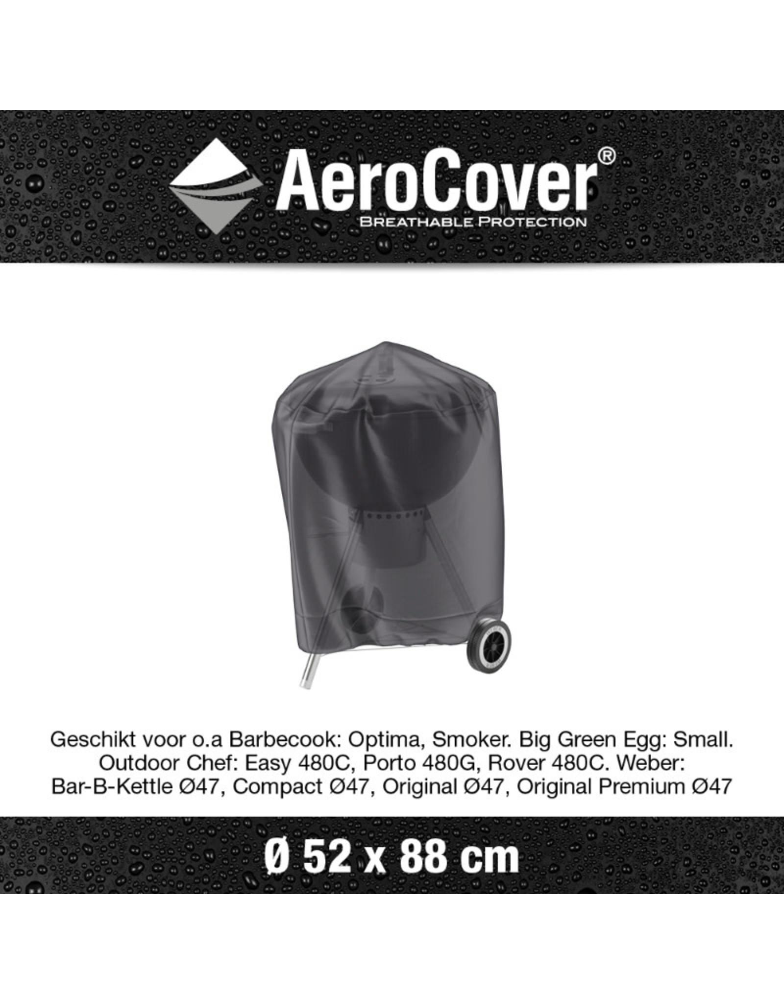 Aerocover AeroCover BBQ cover round 52cm