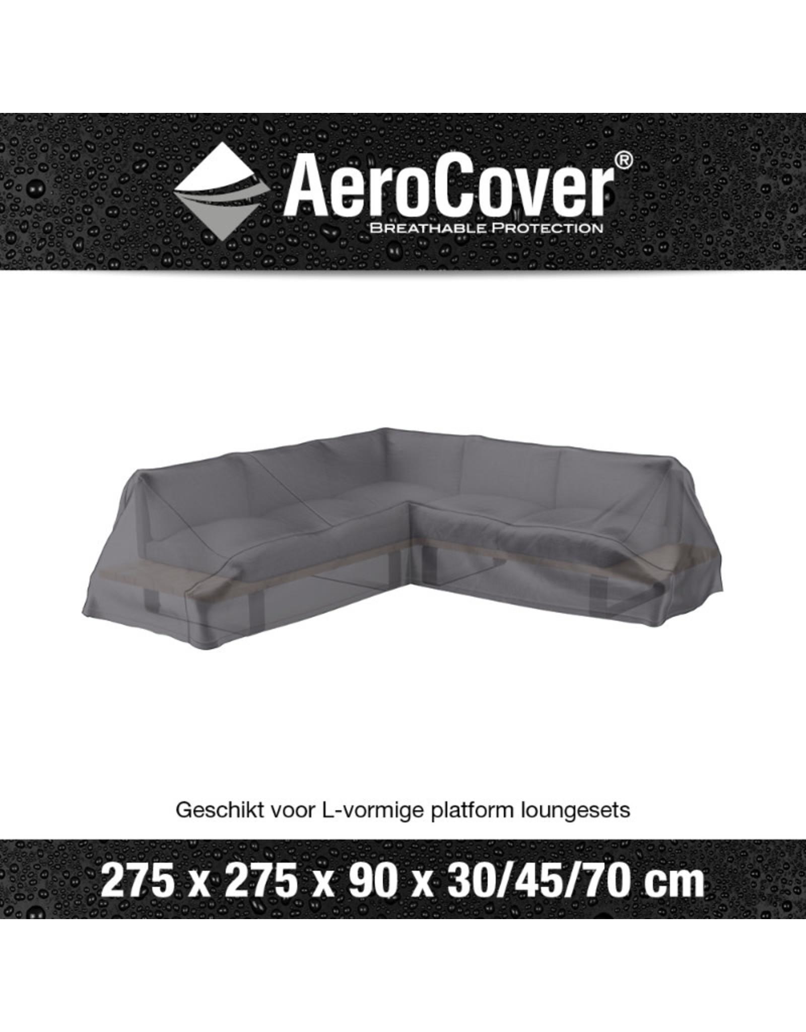 Aerocover AeroCover Loungeset platformhoes 275x275x90xH30-45-70