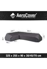 Aerocover  AeroCover Lounge set platform cover left 325x255x90xH30-45-70