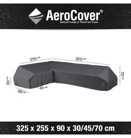 Aerocover AeroCover Loungeset platformhoes links 325x255x90xH30-45-70