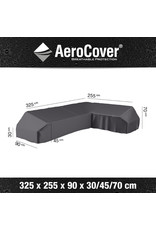 Aerocover AeroCover Loungeset platformhoes rechts 325x255x90xH30-45-70
