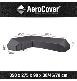 Aerocover AeroCover Loungeset platformhoes links 350x275x90xH30-45-70