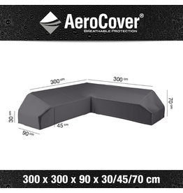 Aerocover AeroCover Loungeset platformhoes 300x300x90xH30-45-70