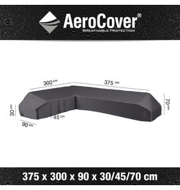 Aerocover AeroCover Loungeset platformhoes links 375x300x90xH30-45-70
