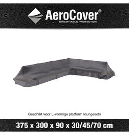 Aerocover AeroCover Lounge set platform cover right 375x300x90xH30-45-70