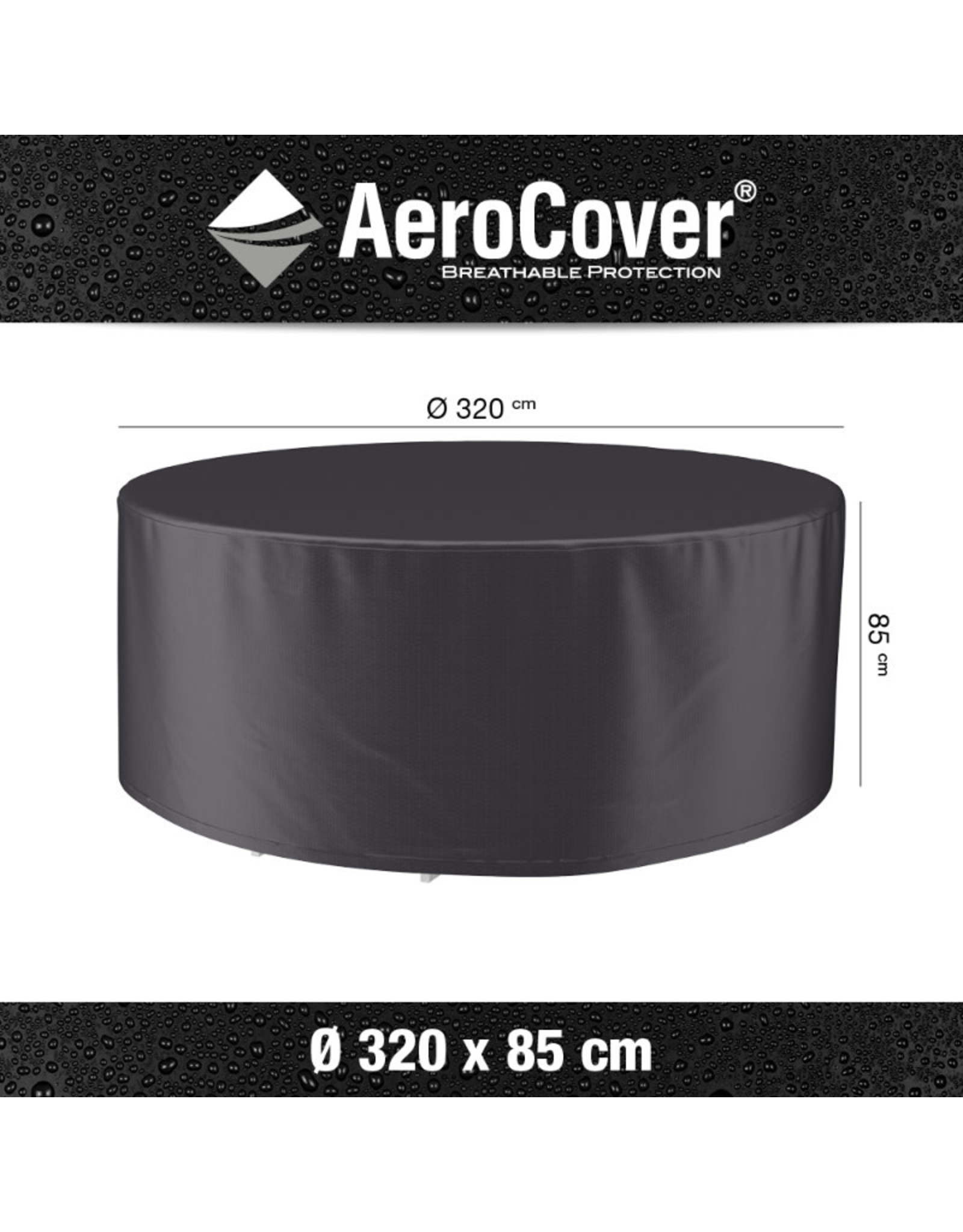 Aerocover Aerocover cover 320xH85cm around
