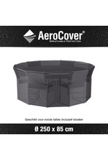 Aerocover AeroCover Tuinsethoes rond250xH85