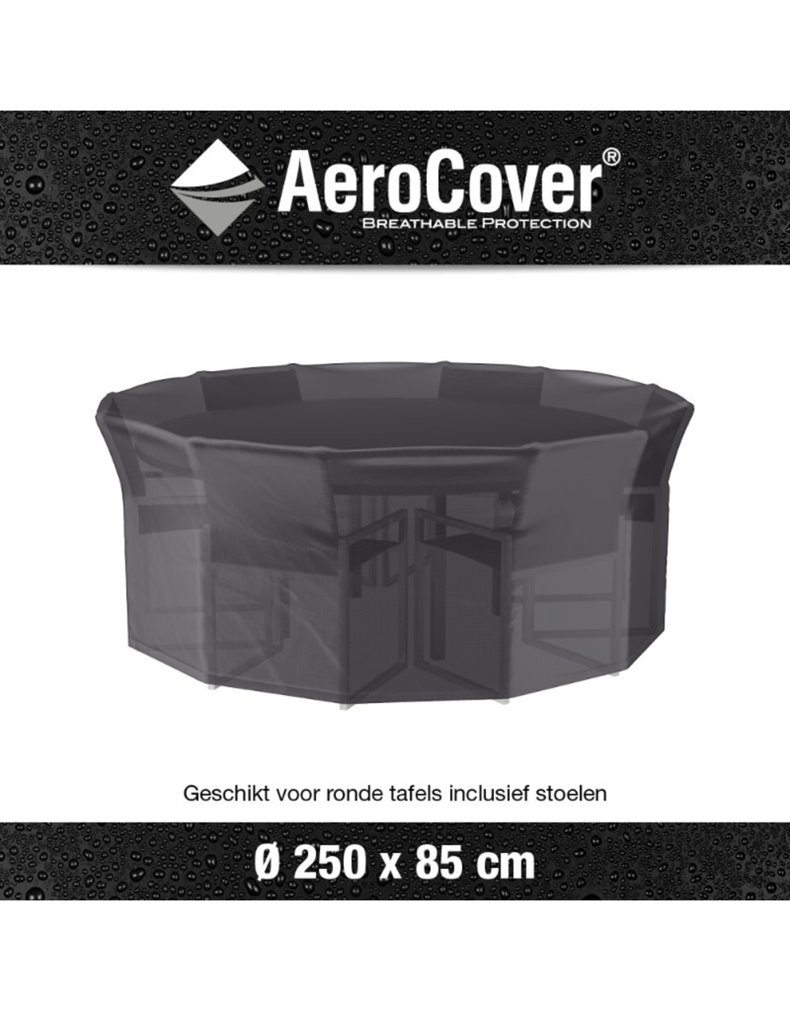 Aerocover Aerocover cover 250x85H cm around 7919