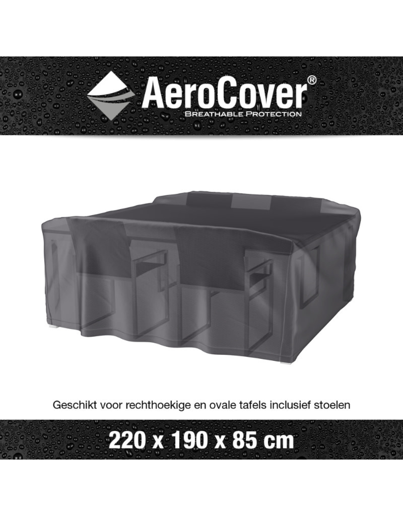 Aerocover AeroCover Garden set cover 220x190xH85