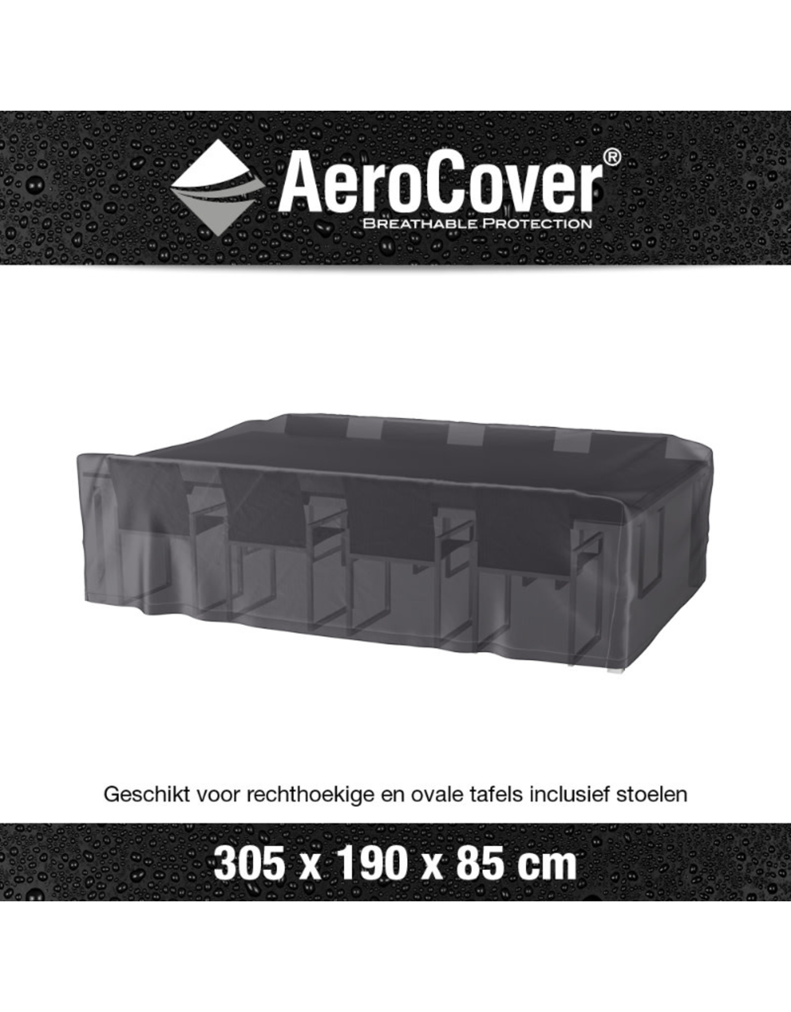 Aerocover  AeroCover Garden Set Cover 305x190xH85