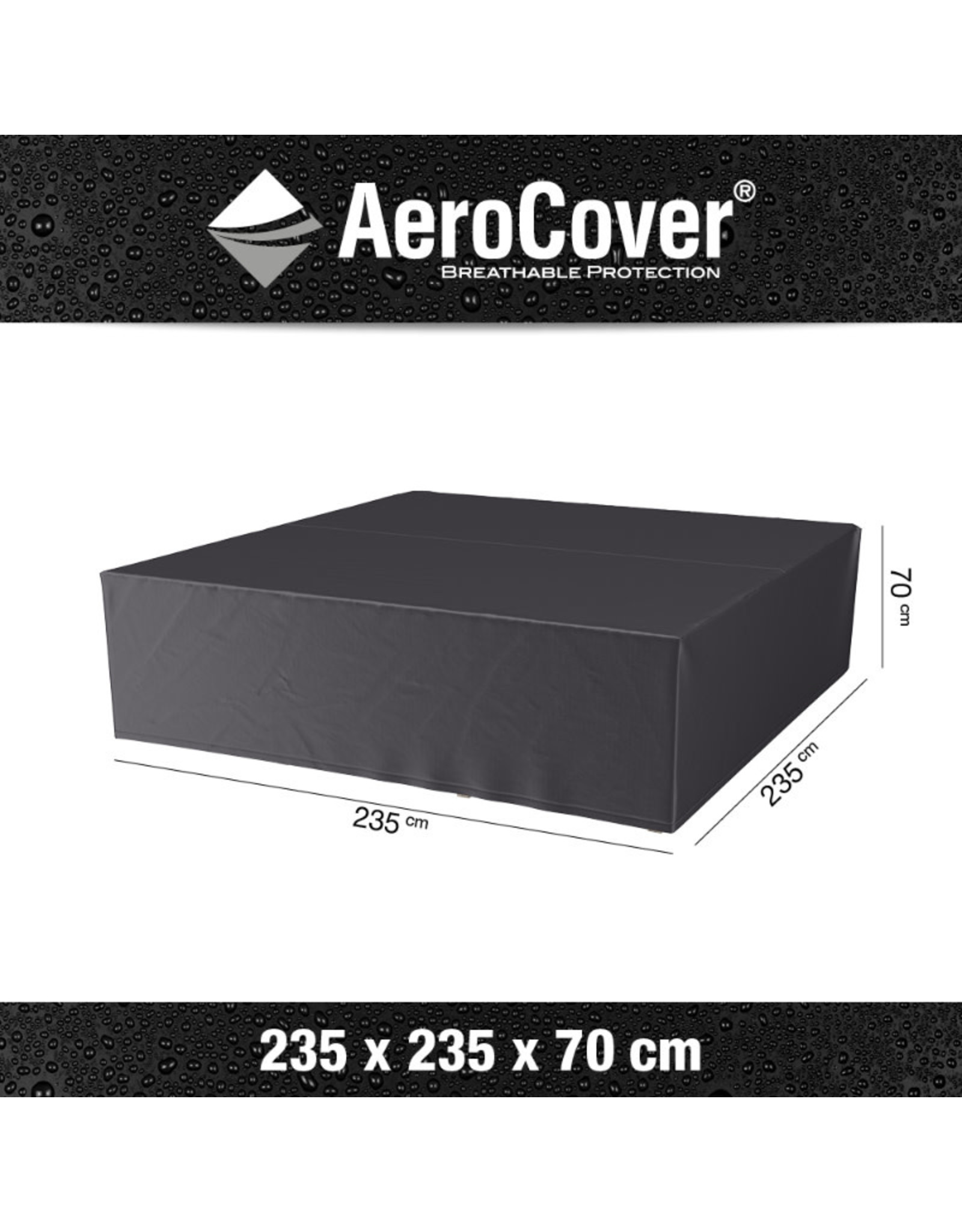 Aerocover AeroCover Loungesethoes 235x235xH70