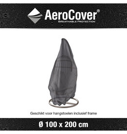 Aerocover AeroCover Hangstoelhoes rond 100x200cm